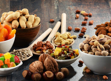 Graines & fruits secs